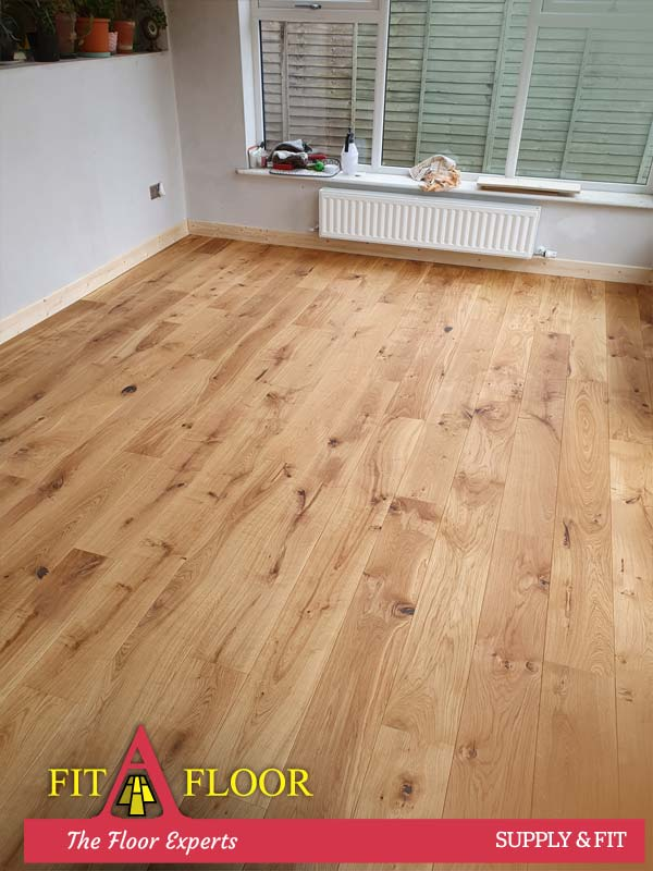 Engineered oak floors supplied and fitted Knocklyn Dublin 4
